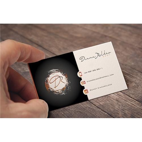 Super Criação de Logo e Cartao de Visita Para Consultoria de Negócios LD83