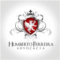 Humberto Ferreira Advocacia, Logo e Identidade, Advocacia e Direito