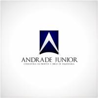 ANDRADE JUNIOR, Logo e Identidade, Consultoria de Negócios