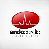 ENDOCARDIO, Logo e Identidade, CLINICA DE CARDIOLOGIA, ENDOCRINOLOGIA E MEDICINA DO ESPORTE