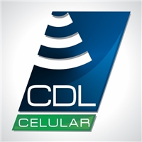 CDL Celular, Logo e Identidade, Prestadora de Serviços
