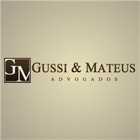 Gussi & Mateus Advogados, Logo e Identidade, Advocacia e Direito