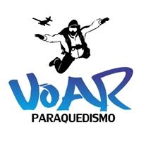 Voar Paraquedismo, Logo e Identidade, Esporte Radical e Lazer