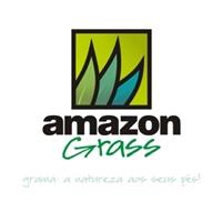AMAZON GRASS LTDA, Logo e Identidade, Paisagismo & Piscina