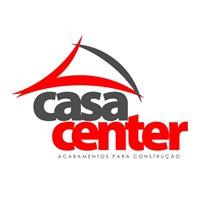 CASA CENTER, Logo e Identidade, MATERIAL DE CONSTRUÇAO
