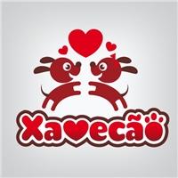 Logo para o site www.xavecao.com, Construçao de Marca, Animais.