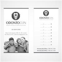 ODONTOCLIN, Logo e Identidade, ODONTOLOGIA