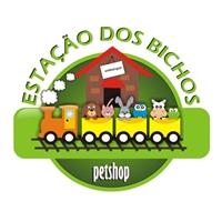 ESTAÇAO DOS BICHOS PET SHOP, Construçao de Marca, PET SHOP - LOJAS DE ANIMAIS
