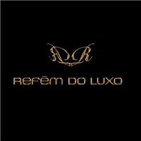 Refém do Luxo, Logo e Identidade, Semi- Jóias (b2b)