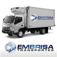 EMBRISA TRANSPORTES, Logo e Identidade, TRANSPORTES DE CARGAS
