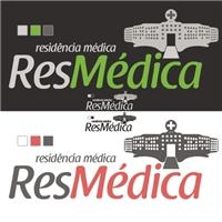 ResMédica, Logo e Identidade, Educação & Cursos