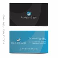 Dr Rodolfo dos santos xavier, Logo e Identidade, odontologia