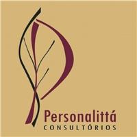 Personalittá Consultórios, Logo e Identidade, Saúde & Nutrição