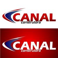 Canal Construtora, Logo e Identidade, Construção & Engenharia