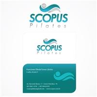 SCOPUS, Logo e Identidade, STUDIO DE PILATES