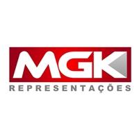 MGK Representaçoes Ltda, Logo e Identidade, Representaçao Comercial