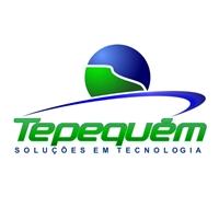 Tepequém Soluçoes em T.I, Logo e Identidade, Tecnologia