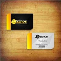 Zeros Material de Construçao e Terraplanagem Ltda, Logo e Identidade, Construção & Engenharia
