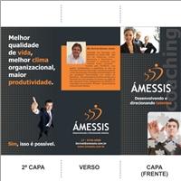 Amessis - Desenvolvendo e direcionando talentos, Peças Gráficas e Publicidade, Consultoria de Negócios