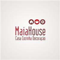 MAIA HOUSE, Logo e Identidade, Decoração & Mobília