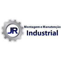 JR montagem e mecanica industrial, Logo e Identidade, mecanica industrial de empresas