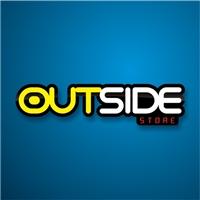 Outside Store, Logo e Identidade, óculos de sol ( 90% ),relógios e vestuário