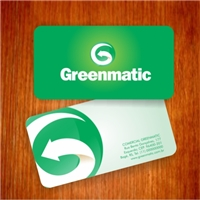 COMERCIAL GREENMATIC, Logo e Identidade, DISTRIBUIÇAO  - VALVULAS E CONEXOES