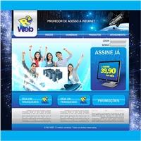 R2 Web, Web e Digital, Provedor de acesso a internet