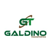 Galdino Transportes, Logo e Identidade, Transporte de minério e Terra planagem