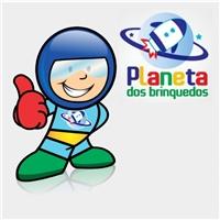 Mascote Planeta dos brinquedos, Construçao de Marca, Brinquedos