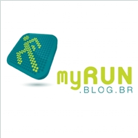 myrun.blog.br, Logo e Identidade, blog sobre corrida de rua