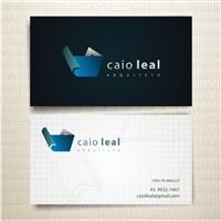 Caio Leal  arquiteto, Logo e Identidade, Arquitetura
