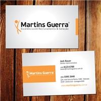Martins Guerra, Logo e Identidade, Recursos Humanos