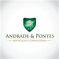 Andrade & Pontes Advocacia e Consultoria, Logo e Identidade, Advocacia e Direito