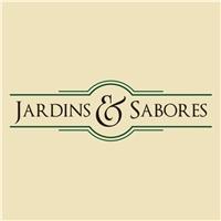jardins & sabores, Logo e Identidade, Produtos para jardim e delicatessem