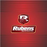 rubens auto center, Logo e Identidade, auto peças e mecanica