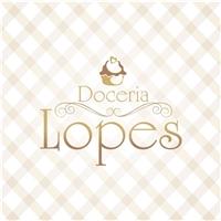 Doceria Lopes ou Doces Lopes, Logo e Identidade, Alimentício