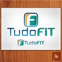TudoFit, Logo e Identidade, serviços web para profissionais do mercado fitness