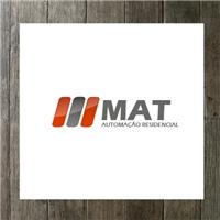 M.A.T. AUTOMAÇAO RESIDENCIAL, Logo e Identidade, AUTOMAÇAO RESIDENCIAL