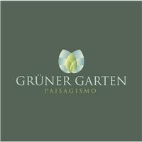 Grüner Garten, Logo e Identidade, Paisagismo & Piscina
