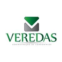 Veredas Administradora de Condomínios, Logo e Identidade, Administraçao de Condomínios