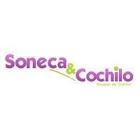Soneca e Cochilo, Logo e Identidade, Loja especializada na Venda de Pijamas e Acessórios (pantufas, necessaire)