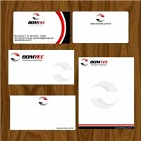 BOMTEC, Logo e Identidade, Acessorios para personalizacao de veiculos