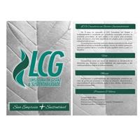 Portfolio LCG, Peças Gráficas e Publicidade, Consultoria de Negócios