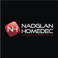 Nadglan Homedec, Logo e Identidade, Decoração & Mobília
