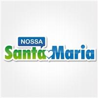 Nossa Santa Maria (NossaSM.com.br), Logo e Identidade, Computador & Internet
