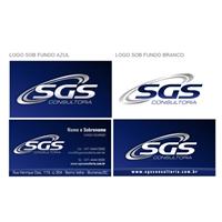 SGS CONSULTORIA, Logo e Identidade, Segurança & Vigilância