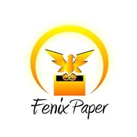 Fenix Paper, Logo e Identidade, Embalagens de Papelao