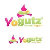 yogutz, Logo e Identidade, Frozen yogurt