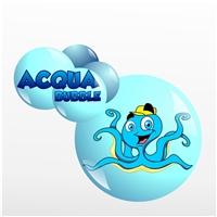 Acqua Bubble, Construçao de Marca, brinquedos infláveis